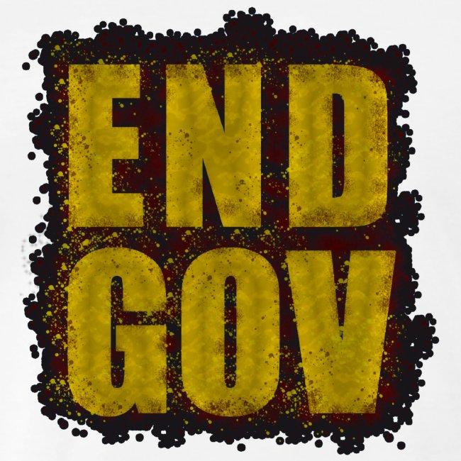 END GOV Sprinkled Design