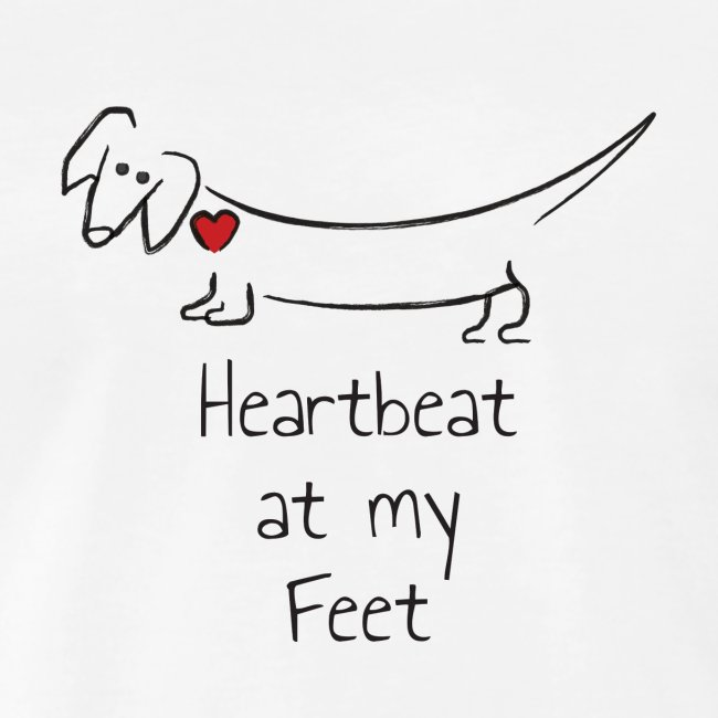 Heartbeat at my Feet