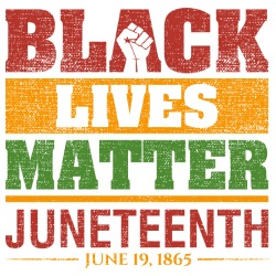 Black Lives Matter Juneteenth