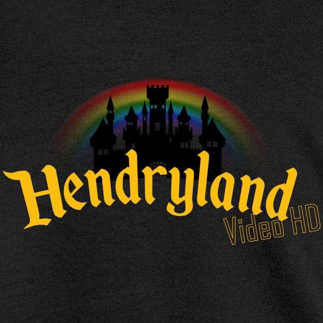 HENDRYLAND logo Merch