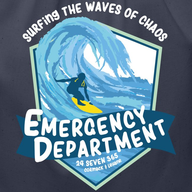 Surfing the waves of chaos