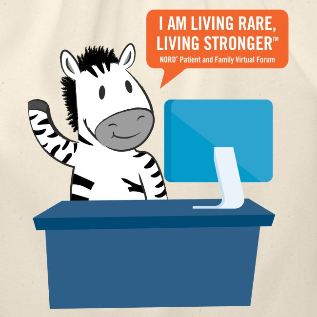 Living Rare, Living Stronger 2020 Virtual Zebra