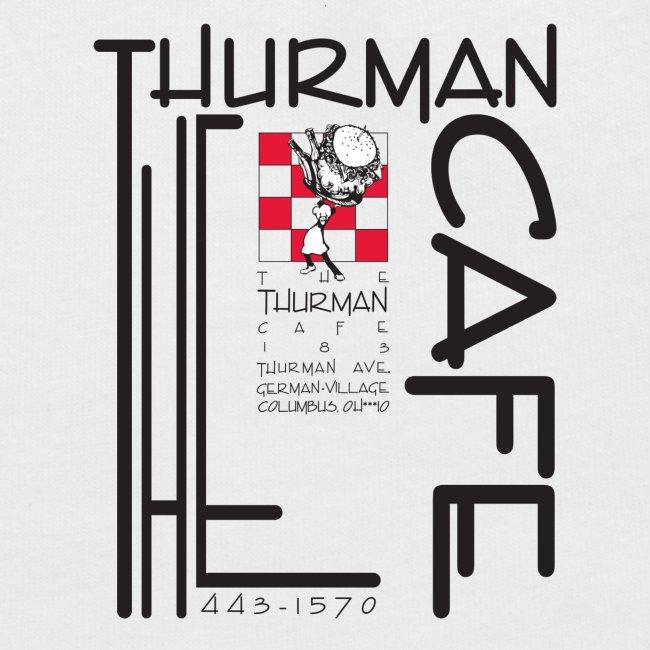 Thurman Cafe Traditional Logo