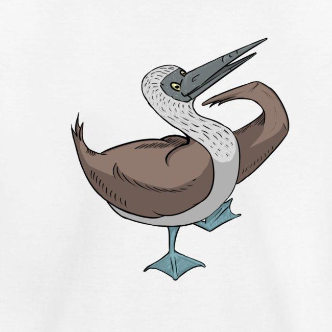 Boobie Bird Mating dance