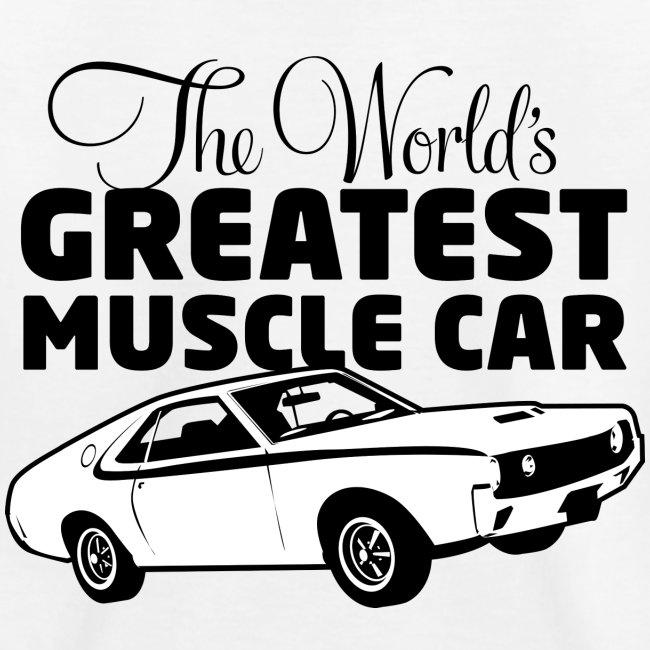 Greatest Muscle Car - Javelin