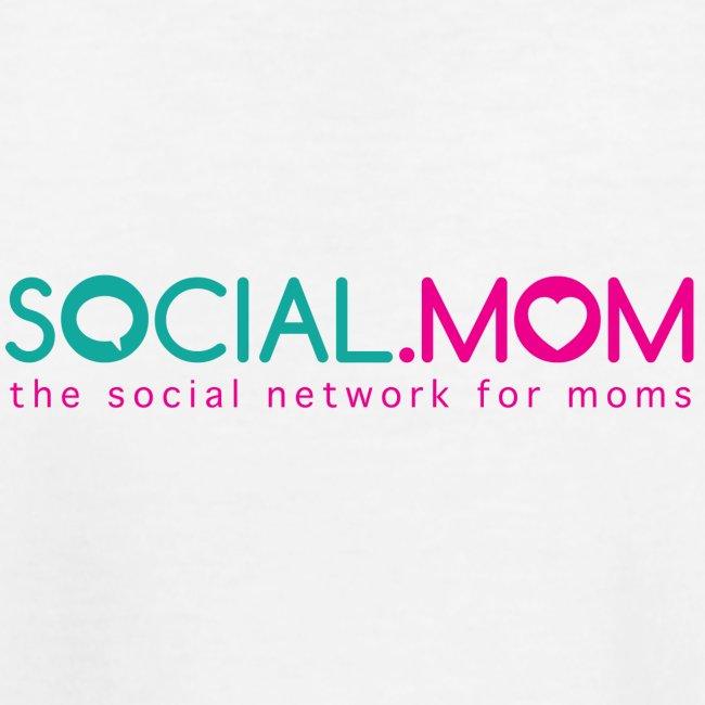 Social.mom Logo English