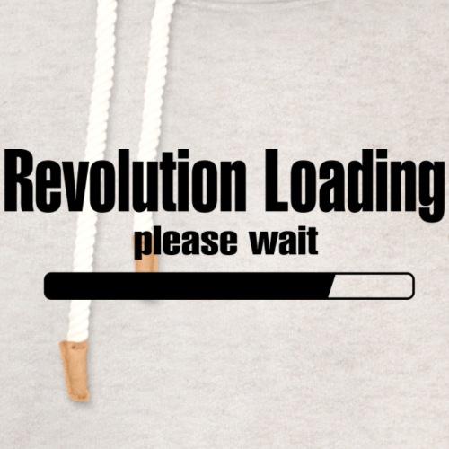 Revolution Loading - Unisex Shawl Collar Hoodie