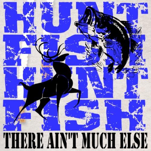 Hunt Fish - Unisex Shawl Collar Hoodie