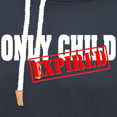 Only Child Expired - Unisex Shawl Collar Hoodie