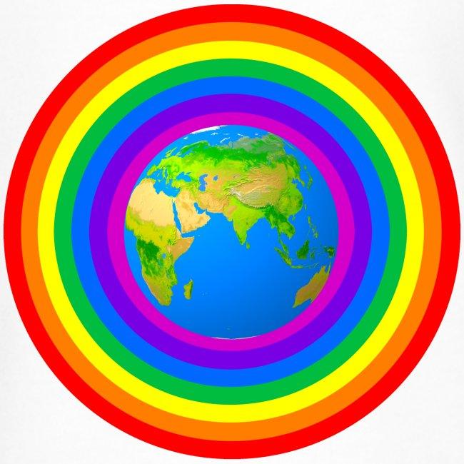 Earth rainbow protection