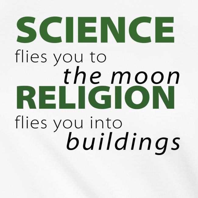 Science, Fly me to the Moon