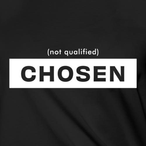 """Choose Me"" - White Design"
