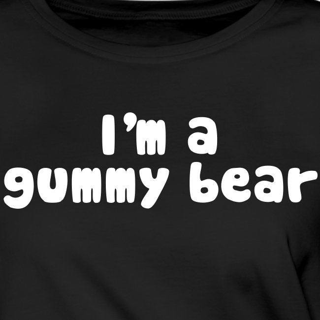 I'm A Gummy Bear Lyrics