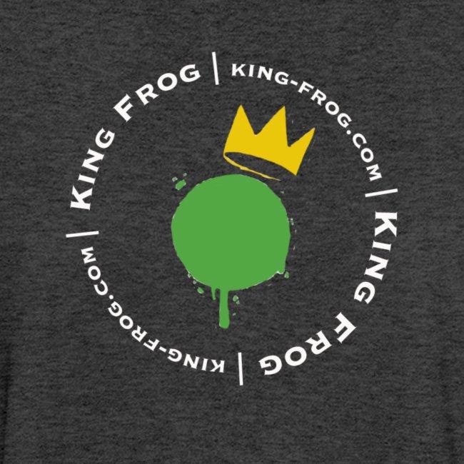King Frog | King-Frog.com white