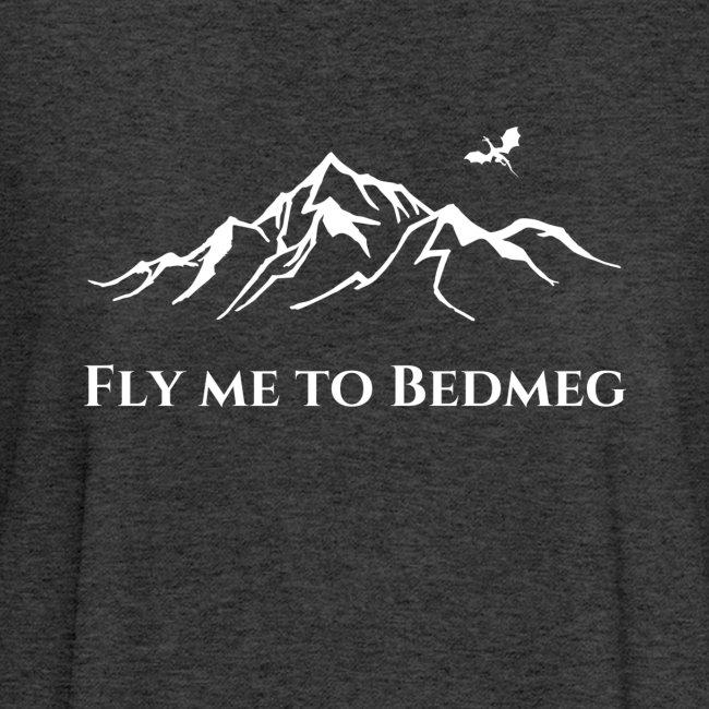 Fly Me to Bedmeg (white)