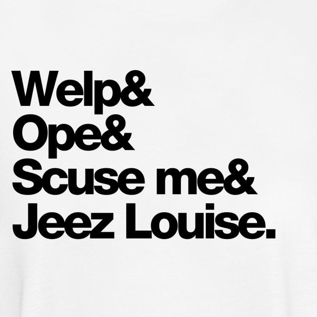 Midwest Series: Welp (Black)