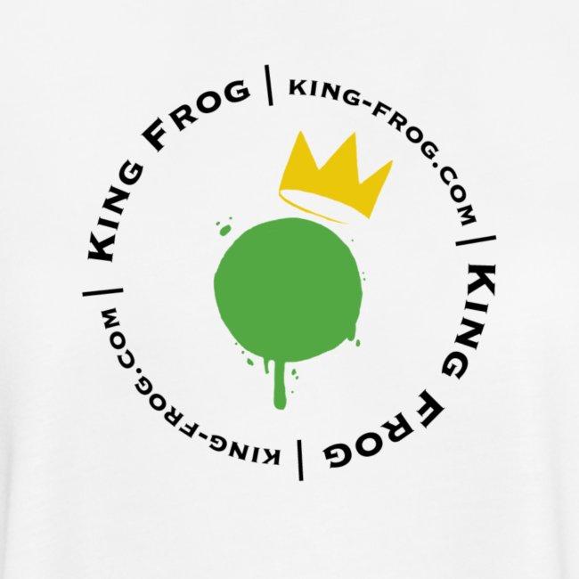 King Frog   King-Frog.com black