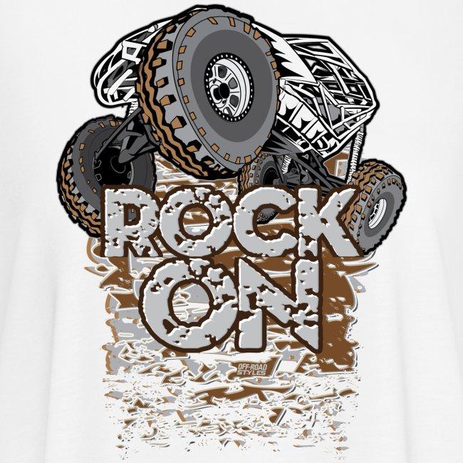 Rock Bouncer Buggy