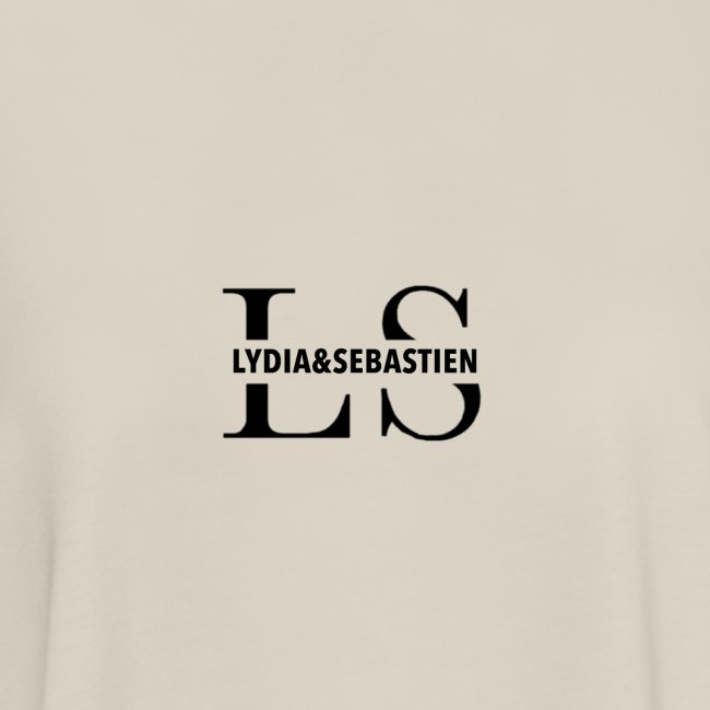 Lydia&Sebastien Logo Black
