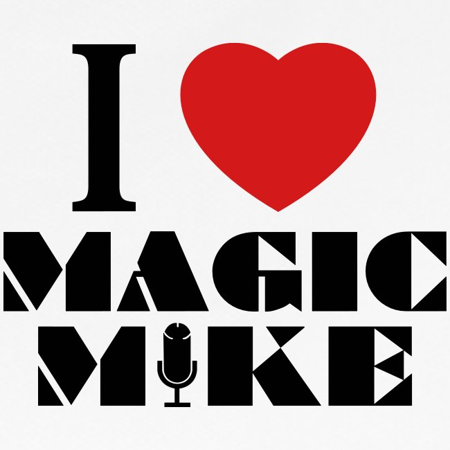 I Heart Magic Mike T-Shirt