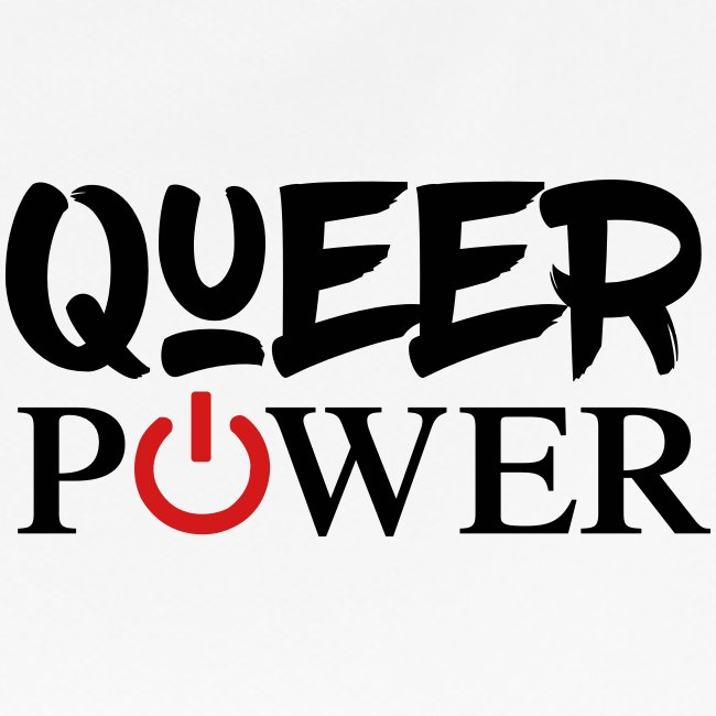 Queer Power T-Shirt 02