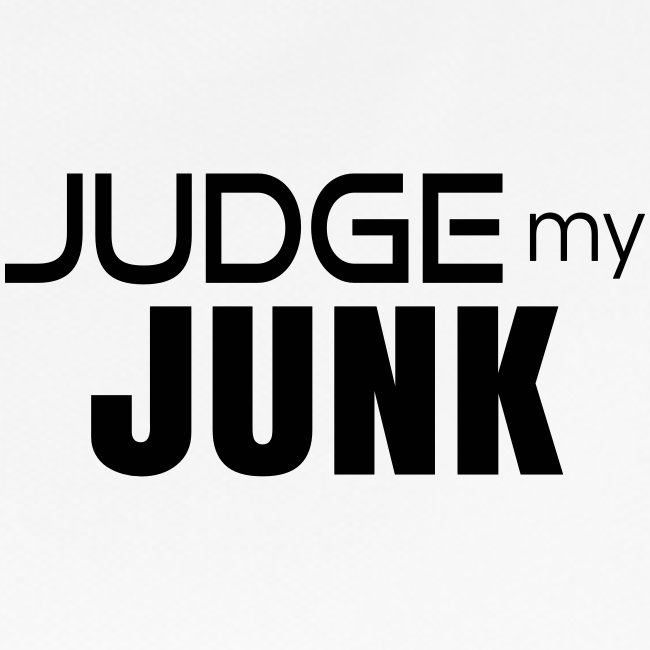 Judge my Junk Tshirt 03