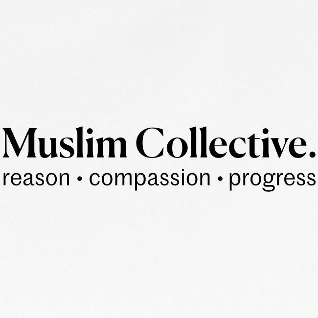 Muslim Collective Logo + tagline