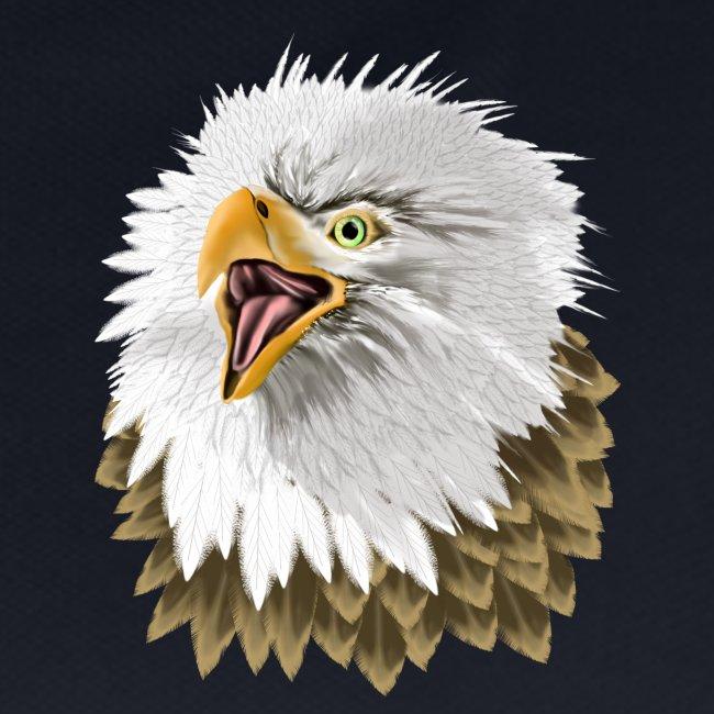Big, Bold Eagle