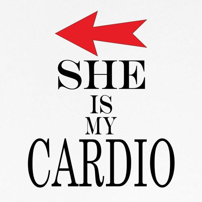 She is my Cardo