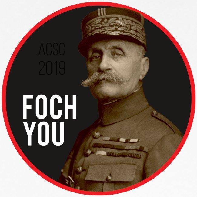 Foch You Black Label