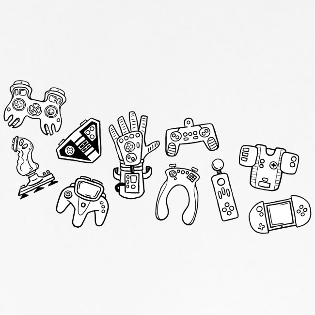 Prototype Gamepads
