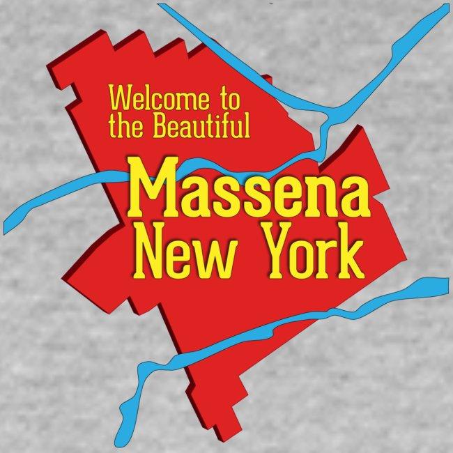 Massena NY Red