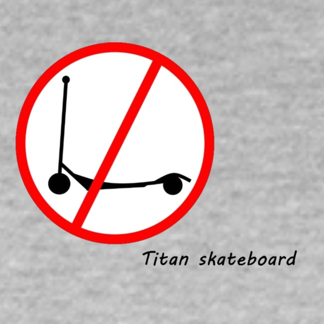 No scooter logo