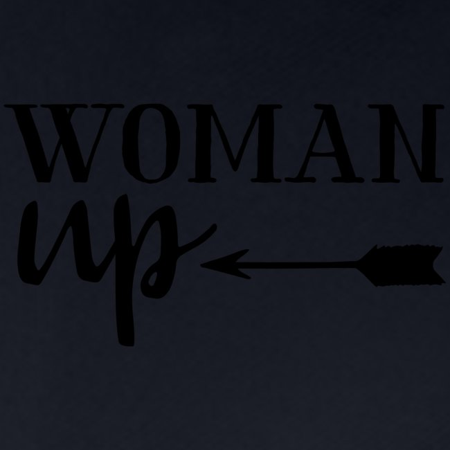woman up