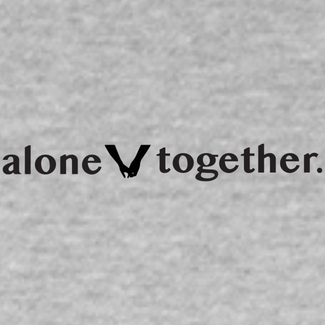 Alone Together - Hands Hoodie