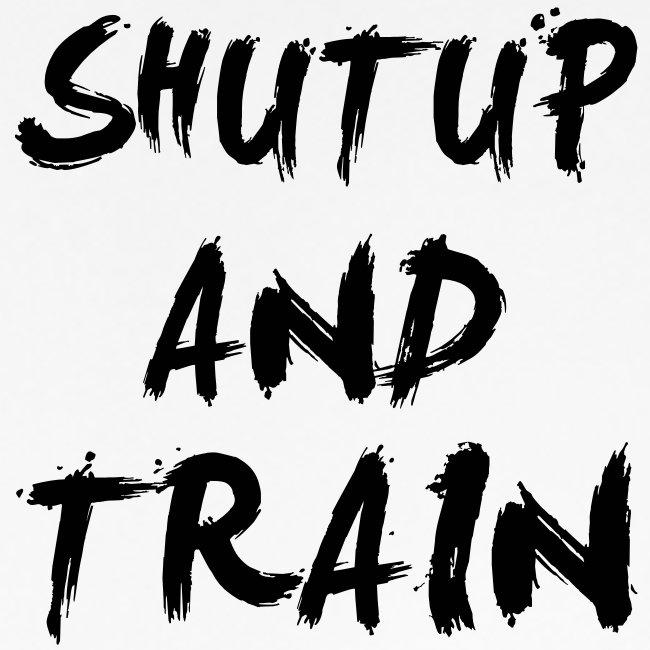Shut Up Gym Motivation