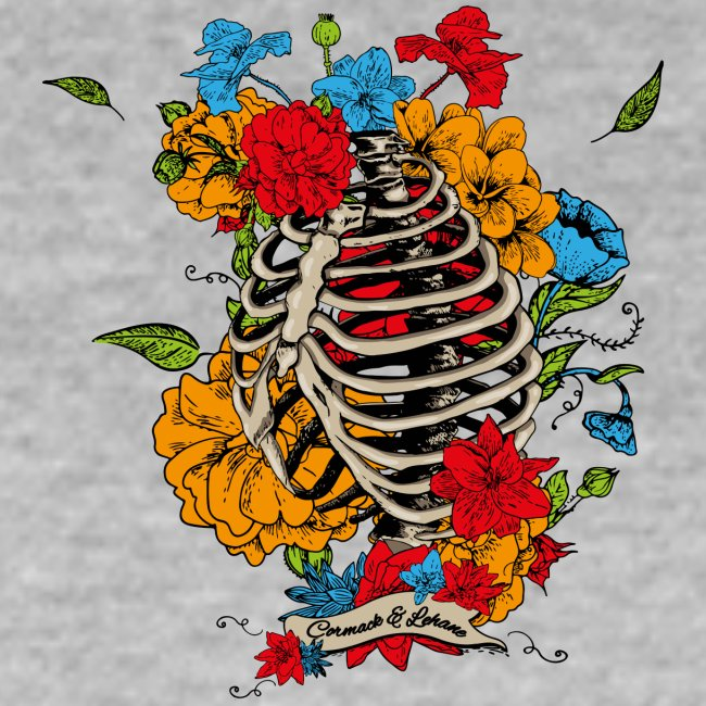 Flowers in my chest