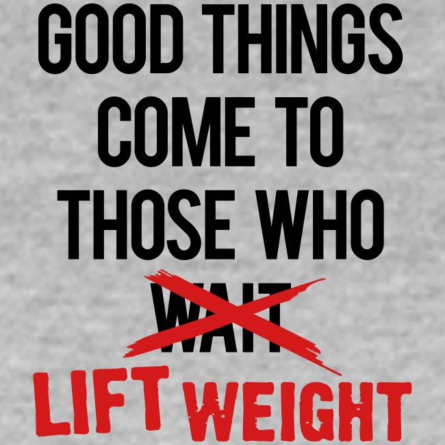 Good Things Gym Motivation