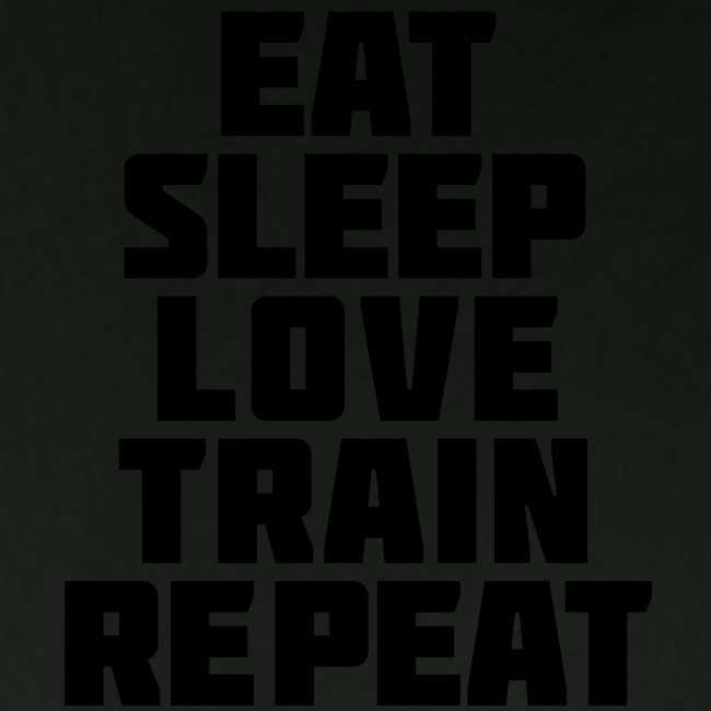 Eat Sleep Gym Motivation