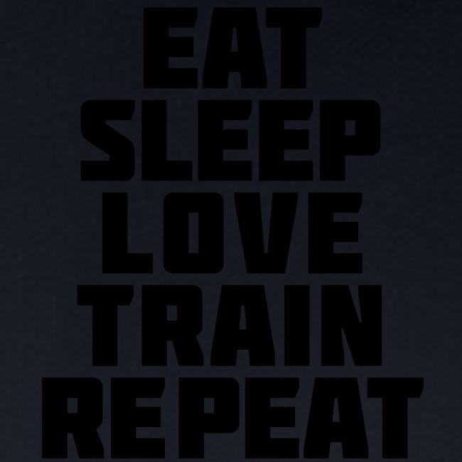 Eat Sleep Gym Motivation
