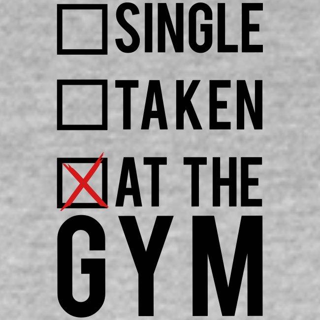 Single, taken, At The Gym