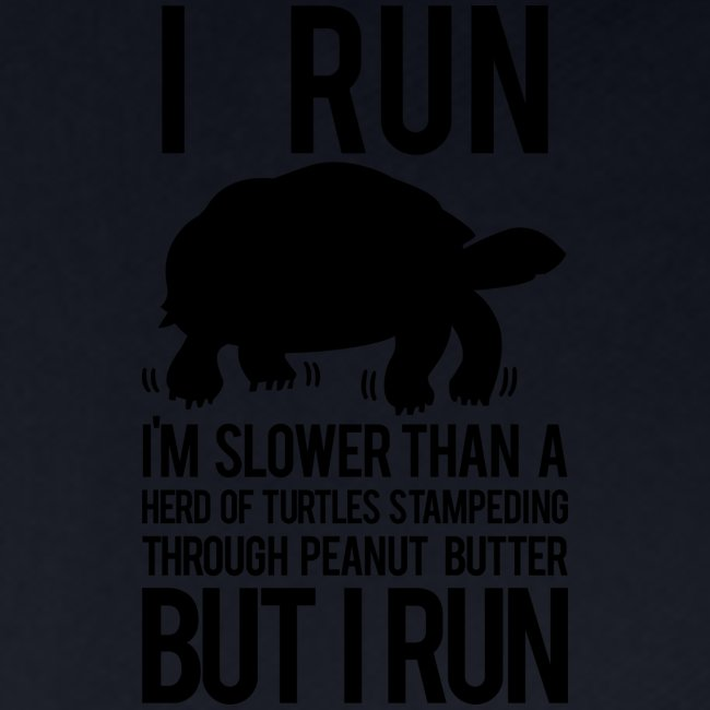 Slower than a turtle