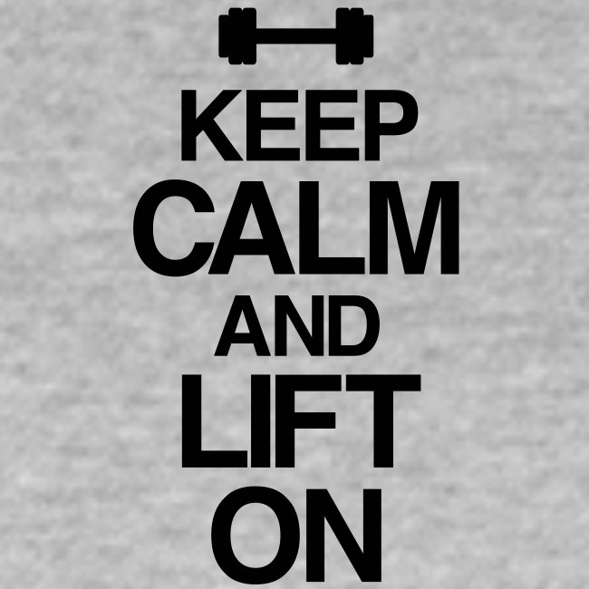 Keep Calm Gym Motivation