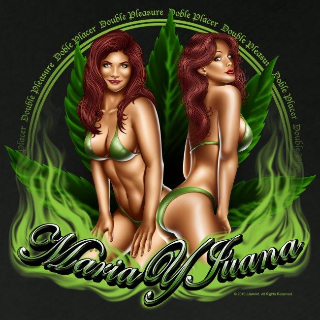 Maria y Juana by RollinLow