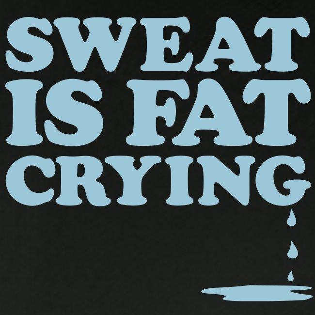 Sweat Is Gym Motivation