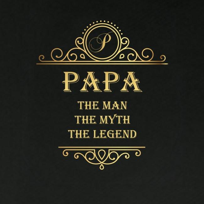 Papa the man the myth the legend - 2
