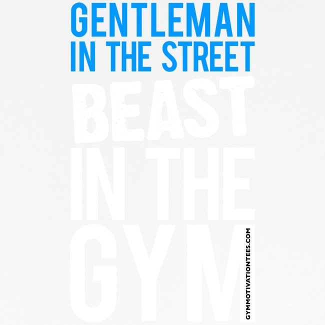 Beast in the Gym - Gym Motivation