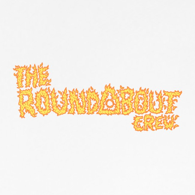 The Roundabout Crew Fire Vintage Shirt