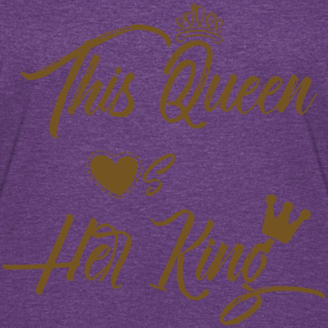 This Queen Loves Her King
