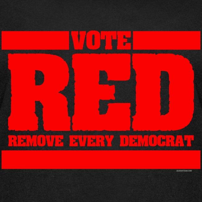 Remove every Democrat